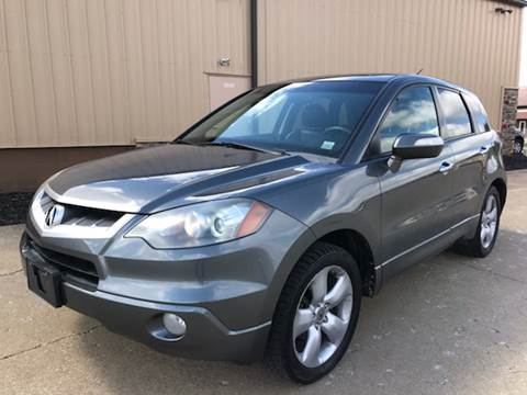 2008 Acura RDX for sale at Prime Auto Sales in Uniontown OH