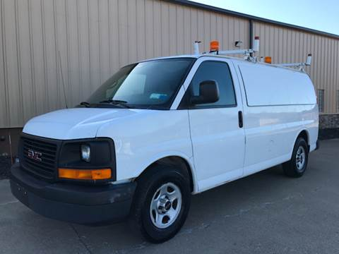 2005 GMC Savana Cargo for sale at Prime Auto Sales in Uniontown OH