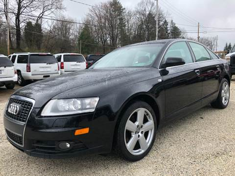 2008 Audi A6 for sale at Prime Auto Sales in Uniontown OH
