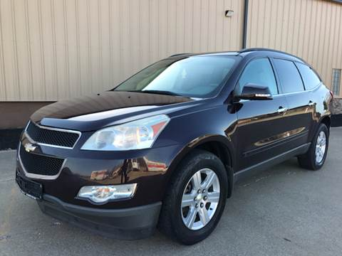 2009 Chevrolet Traverse for sale at Prime Auto Sales in Uniontown OH
