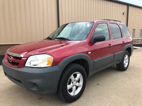2005 Mazda Tribute for sale at Prime Auto Sales in Uniontown OH