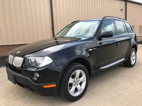 2007 BMW X3 for sale at Prime Auto Sales in Uniontown OH