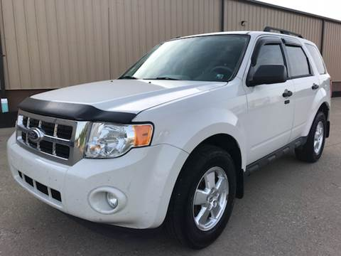 2012 Ford Escape for sale at Prime Auto Sales in Uniontown OH