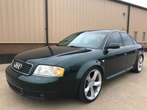 2000 Audi A6 for sale at Prime Auto Sales in Uniontown OH