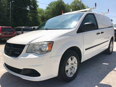 2012 RAM C/V for sale at Prime Auto Sales in Uniontown OH