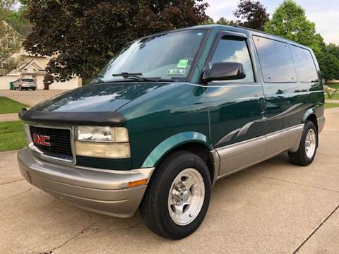 2003 GMC Safari for sale at Prime Auto Sales in Uniontown OH