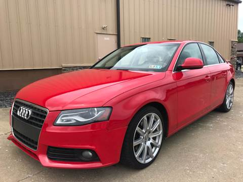 2009 Audi A4 for sale at Prime Auto Sales in Uniontown OH