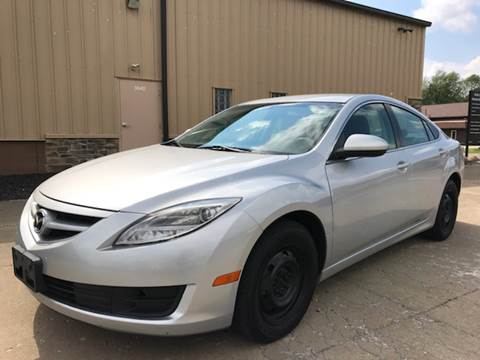 2010 Mazda MAZDA6 for sale at Prime Auto Sales in Uniontown OH