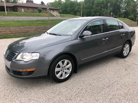2007 Volkswagen Passat for sale at Prime Auto Sales in Uniontown OH