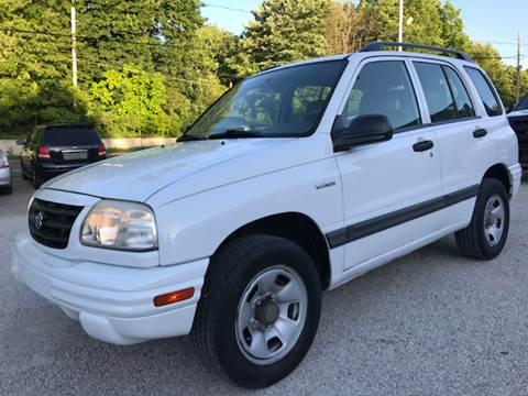 2003 Suzuki Vitara for sale at Prime Auto Sales in Uniontown OH