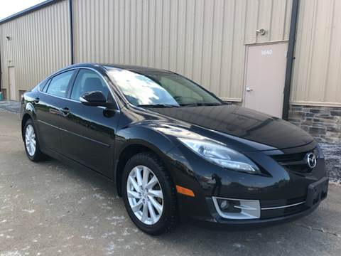 2012 Mazda MAZDA6 for sale at Prime Auto Sales in Uniontown OH