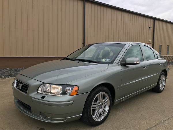2008 volvo s60 2.5t 4dr sedan in uniontown oh - prime auto sales