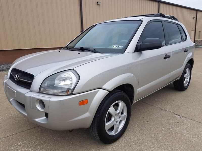2006 Hyundai Tucson for sale at Prime Auto Sales in Uniontown OH