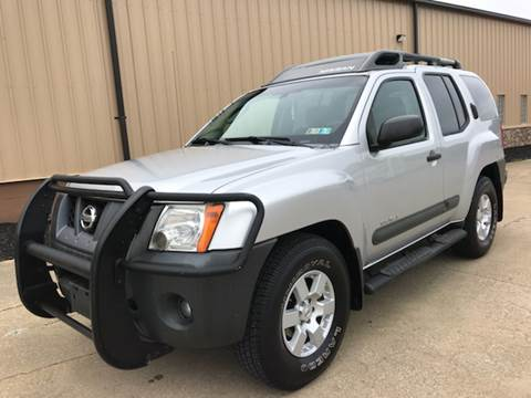 2006 Nissan Xterra for sale at Prime Auto Sales in Uniontown OH