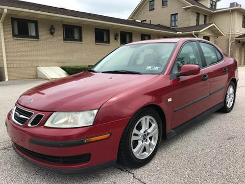 2005 Saab 9-3 for sale at Prime Auto Sales in Uniontown OH