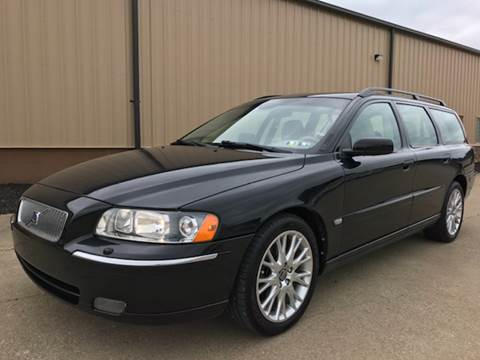 2006 Volvo V70 for sale at Prime Auto Sales in Uniontown OH