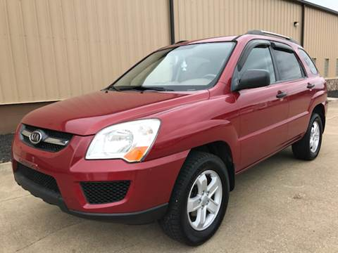 2010 Kia Sportage for sale at Prime Auto Sales in Uniontown OH