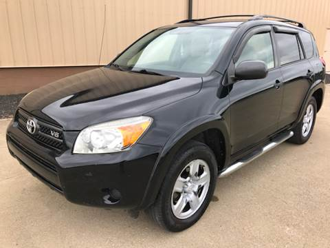 2007 Toyota RAV4 for sale at Prime Auto Sales in Uniontown OH
