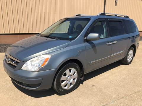 2007 Hyundai Entourage for sale at Prime Auto Sales in Uniontown OH
