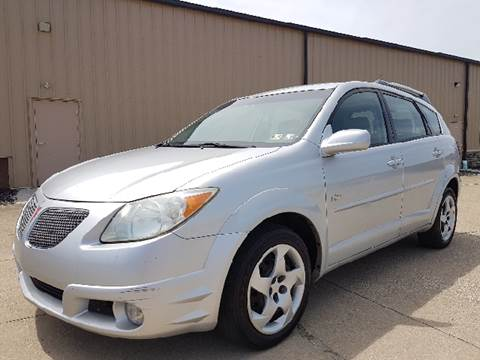 2005 Pontiac Vibe for sale at Prime Auto Sales in Uniontown OH