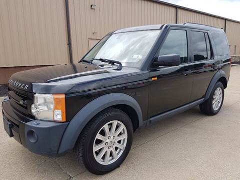 land rover lr3 for sale in ohio. Black Bedroom Furniture Sets. Home Design Ideas