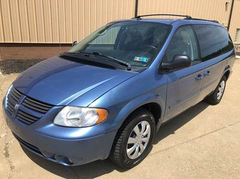 2007 Dodge Grand Caravan for sale at Prime Auto Sales in Uniontown OH