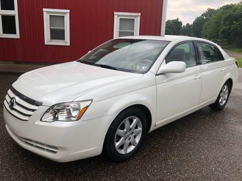 2005 Toyota Avalon for sale at Prime Auto Sales in Uniontown OH