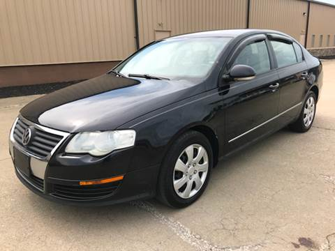2006 Volkswagen Passat for sale at Prime Auto Sales in Uniontown OH