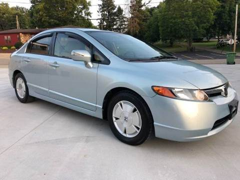 2008 Honda Civic for sale at Prime Auto Sales in Uniontown OH