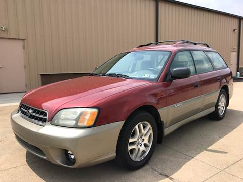 2004 Subaru Outback for sale at Prime Auto Sales in Uniontown OH