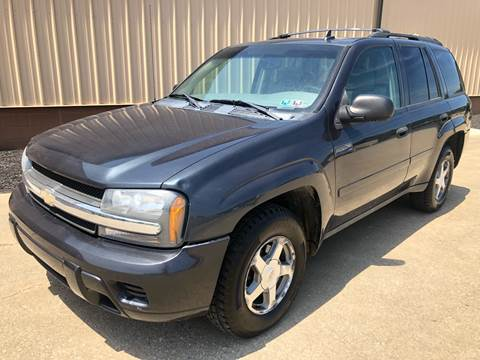 2006 Chevrolet TrailBlazer for sale at Prime Auto Sales in Uniontown OH