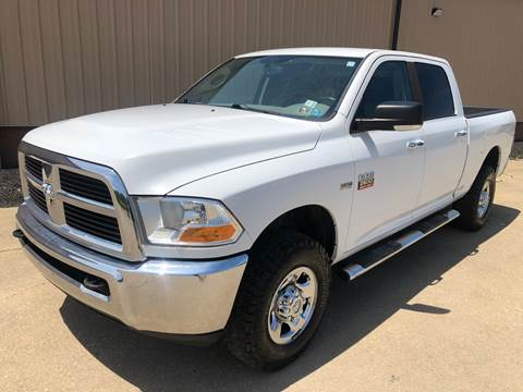 2011 RAM Ram Pickup 2500 for sale at Prime Auto Sales in Uniontown OH