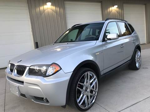 2006 BMW X3 for sale at Prime Auto Sales in Uniontown OH