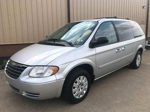 2005 Chrysler Town and Country for sale at Prime Auto Sales in Uniontown OH