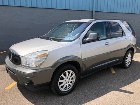 2005 Buick Rendezvous for sale at Prime Auto Sales in Uniontown OH
