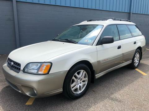 2003 Subaru Outback for sale at Prime Auto Sales in Uniontown OH