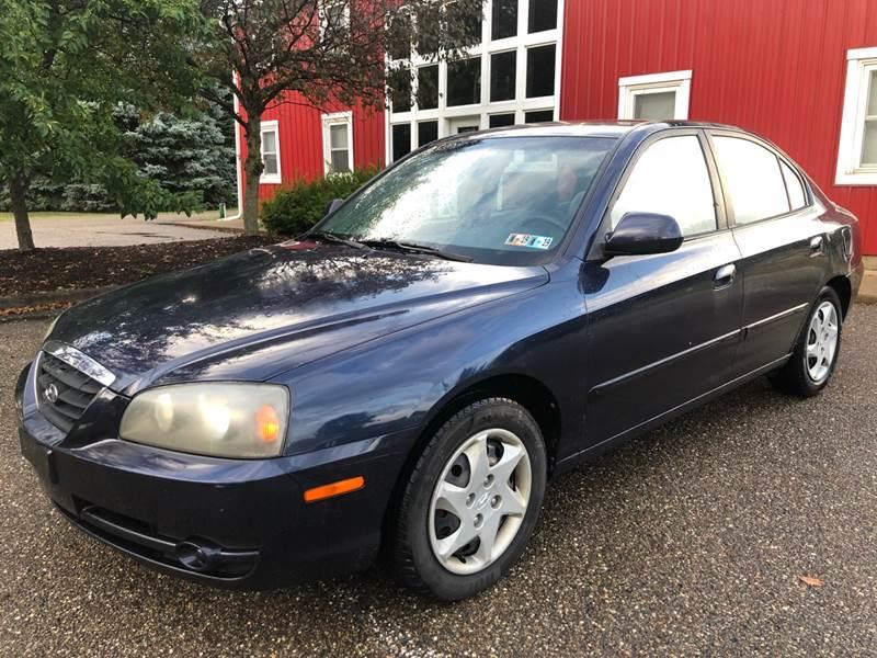 2004 hyundai elantra gls 4dr sedan in uniontown oh prime auto sales 2004 hyundai elantra gls 4dr sedan in