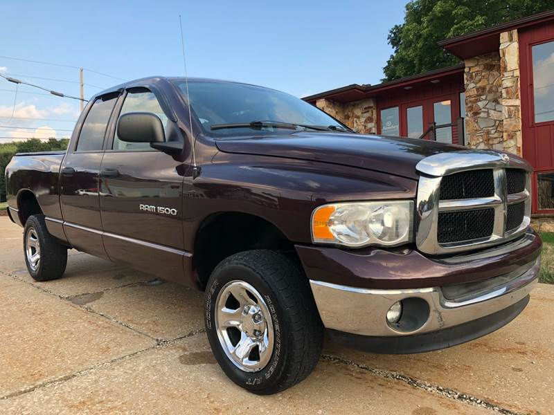 2004 Dodge Ram Pickup 1500 for sale at Prime Auto Sales in Uniontown OH