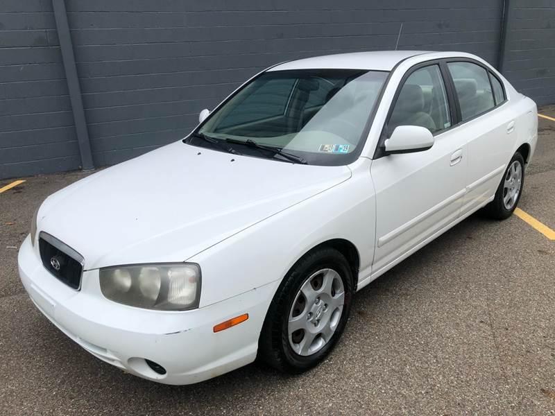 2002 hyundai elantra gls 4dr sedan in uniontown oh prime auto sales 2002 hyundai elantra gls 4dr sedan in