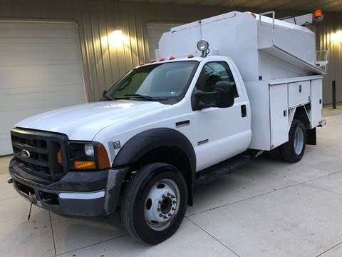 2006 Ford F-450 for sale in Uniontown, OH