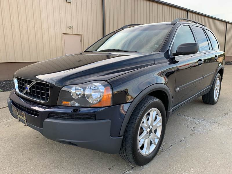 2004 Volvo Xc90 Awd 4dr 2 5t Turbo Suv In Uniontown Oh