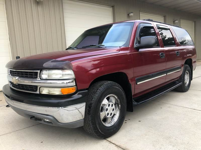 2003 chevrolet suburban 1500 ls 4wd 4dr suv in uniontown oh prime auto sales 2003 chevrolet suburban 1500 ls 4wd 4dr