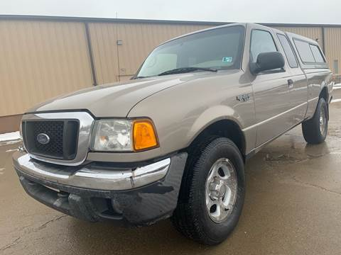 2005 Ford Ranger for sale in Uniontown, OH