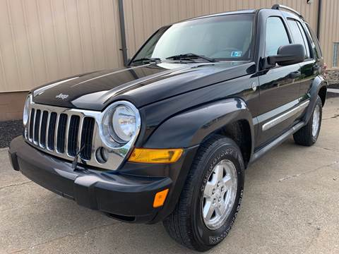 2006 Jeep Liberty for sale in Uniontown, OH