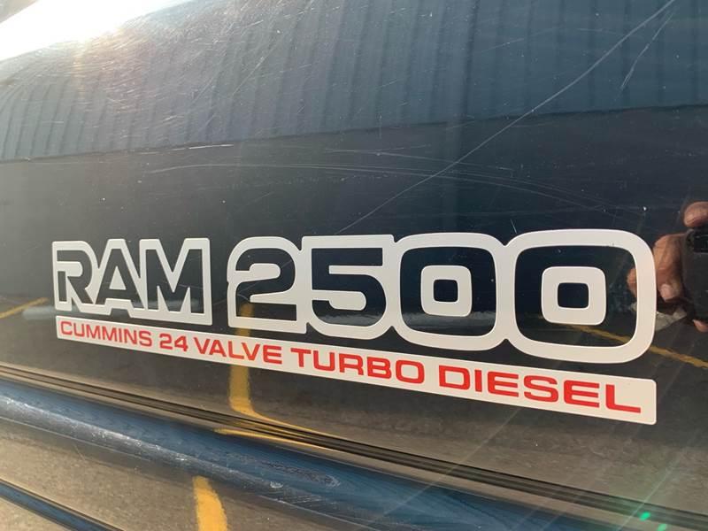 1999 Dodge Ram Pickup 2500 2dr Laramie SLT 4WD Extended Cab