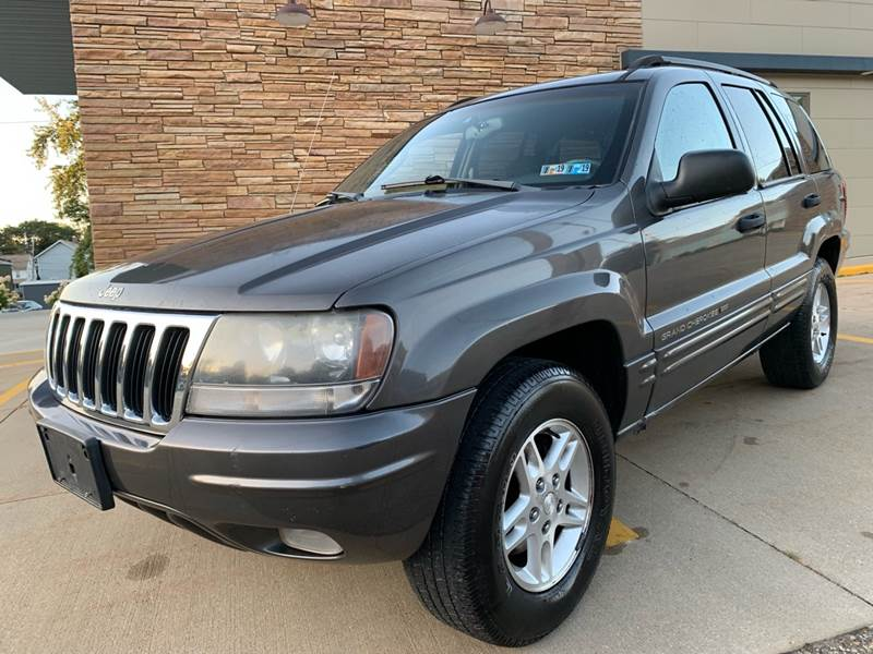 2002 jeep grand cherokee special edition 4wd 4dr suv in uniontown oh prime auto sales 2002 jeep grand cherokee special