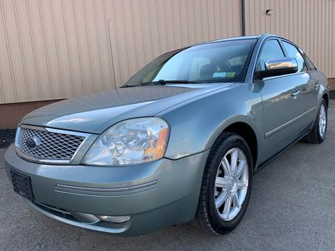2006 Ford Five Hundred for sale in Uniontown, OH