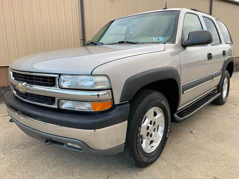 2004 Chevrolet Tahoe for sale in Uniontown, OH