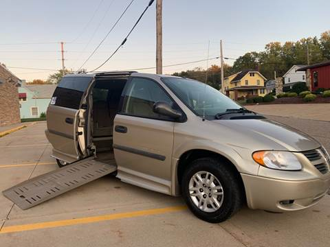 2006 Dodge Grand Caravan for sale in Uniontown, OH