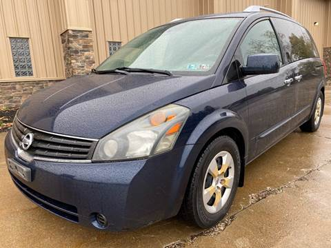 2007 Nissan Quest for sale in Uniontown, OH